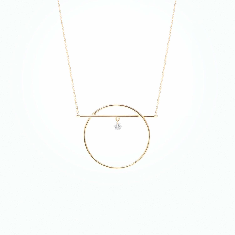 Collier Fibule x Persée
