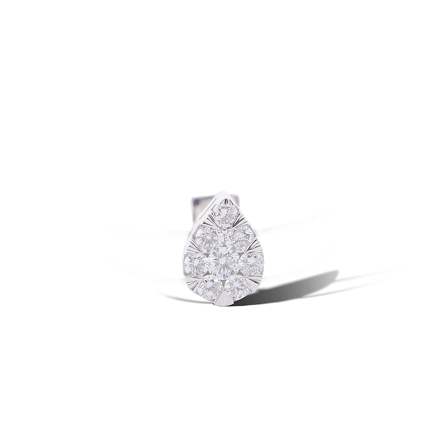 BAGUE IMAGINE DIAMANT POIRE PERSEE PARIS