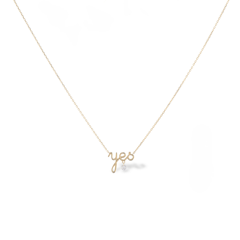YES Perseus Paris necklace