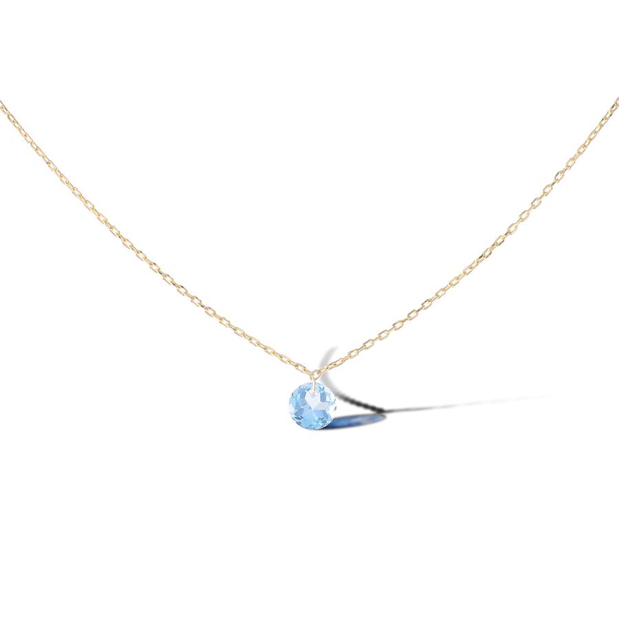 Collier Chakras Turquoise Persée Paris